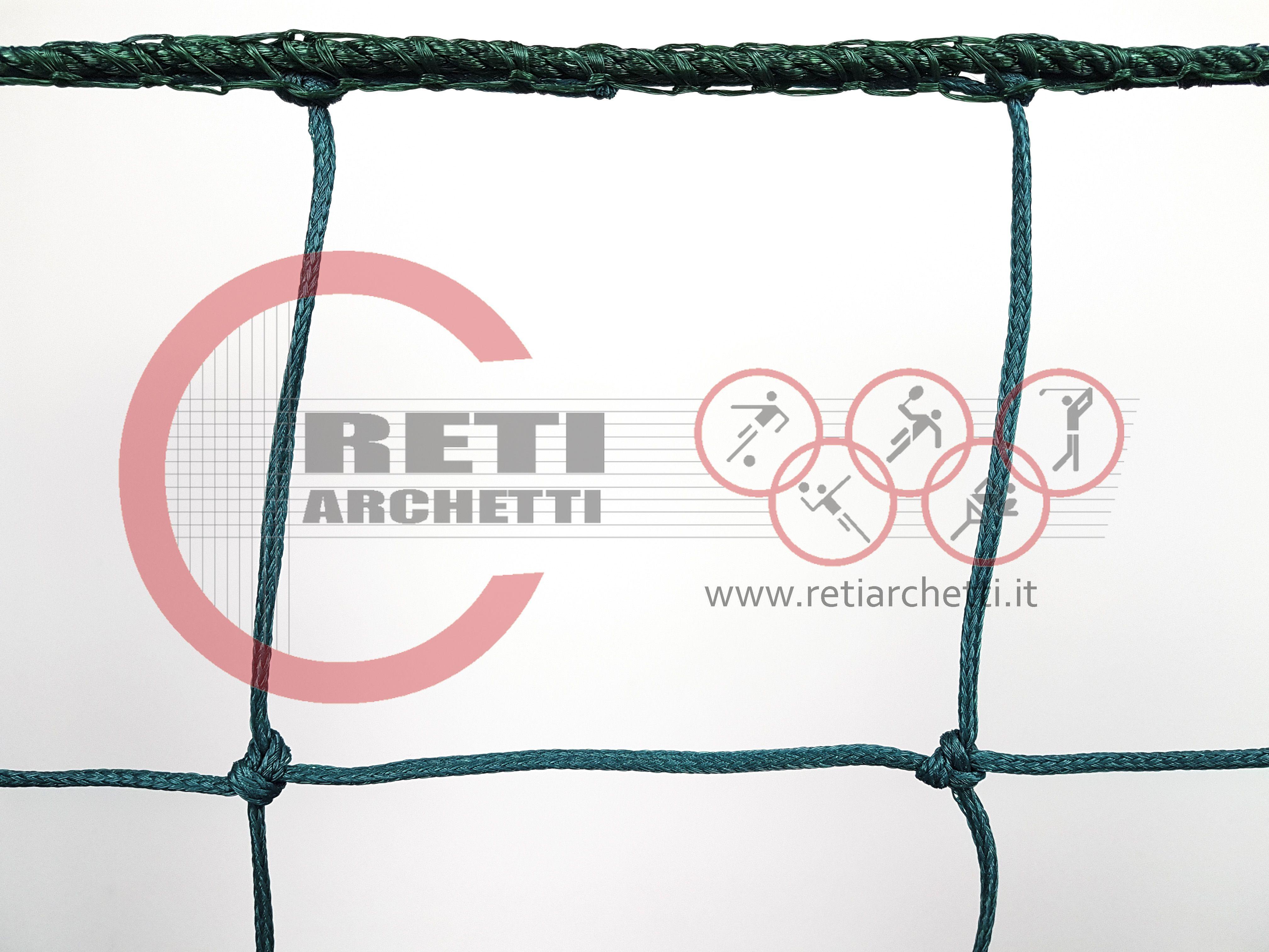 Reti di protezione calcio parapalloni - art. A 17 - PROFESSIONALE