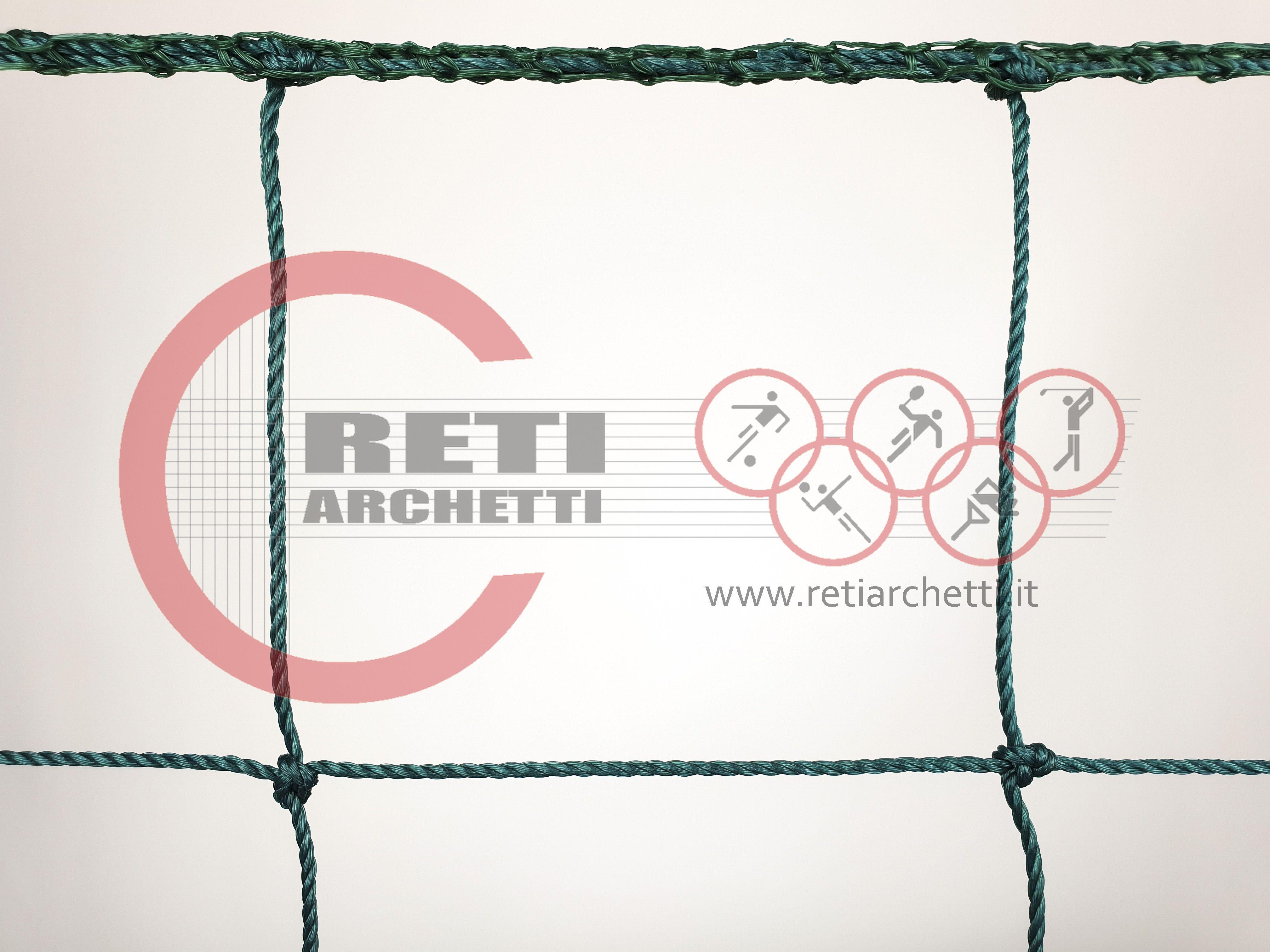 Rete recinzione calcio parapalloni - art. B 3 - SUPER